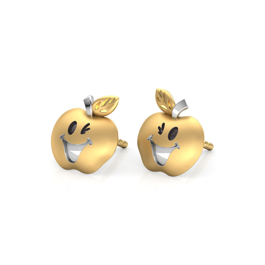 Happy Apples Kids' Earrings