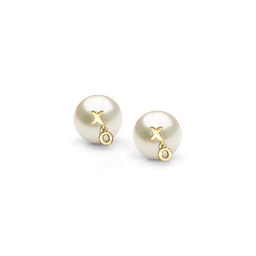 XOXO Stud Earrings