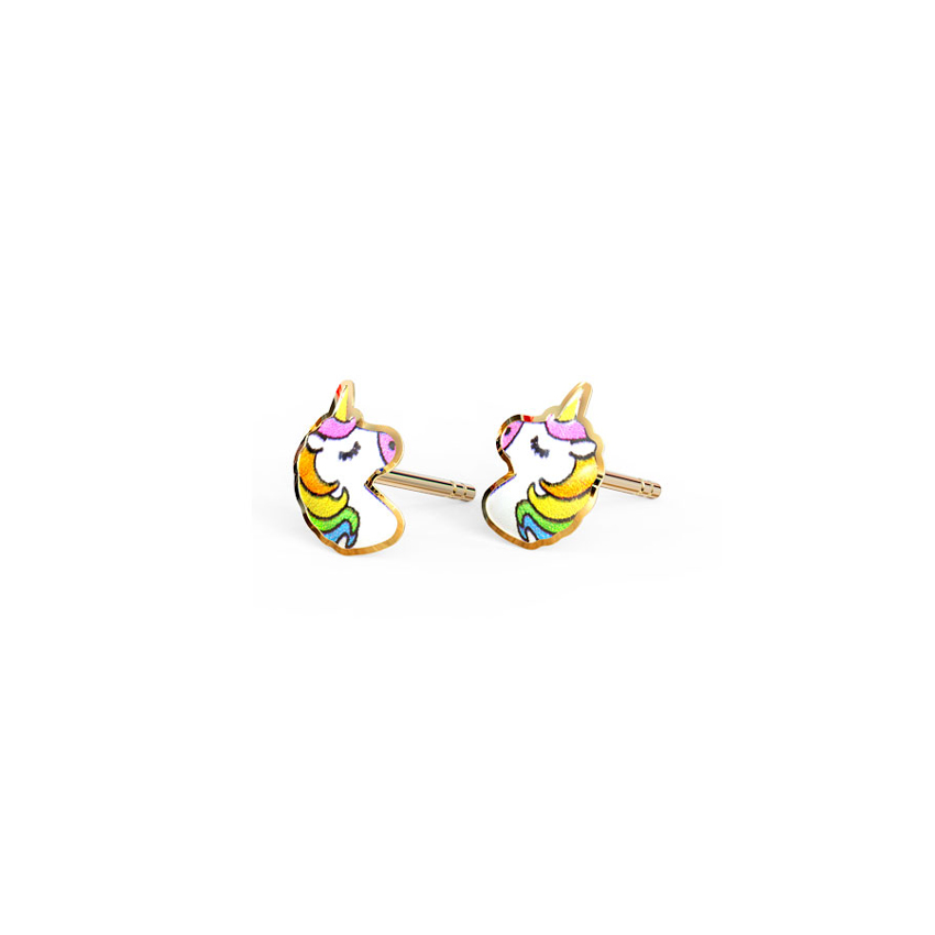 Magical Unicorn Kids' Earrings