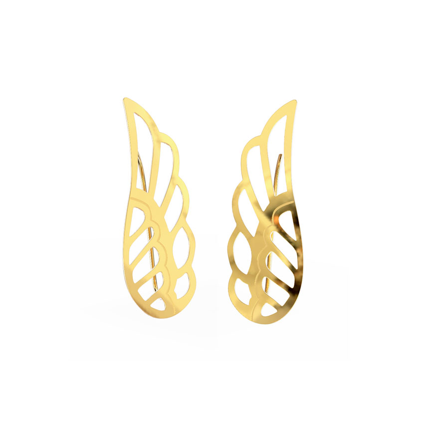 Wings Ear Cuffs