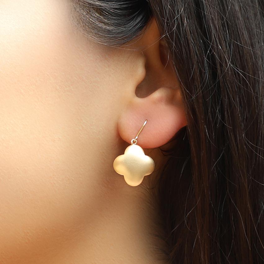 Keya Floret Drop Earrings