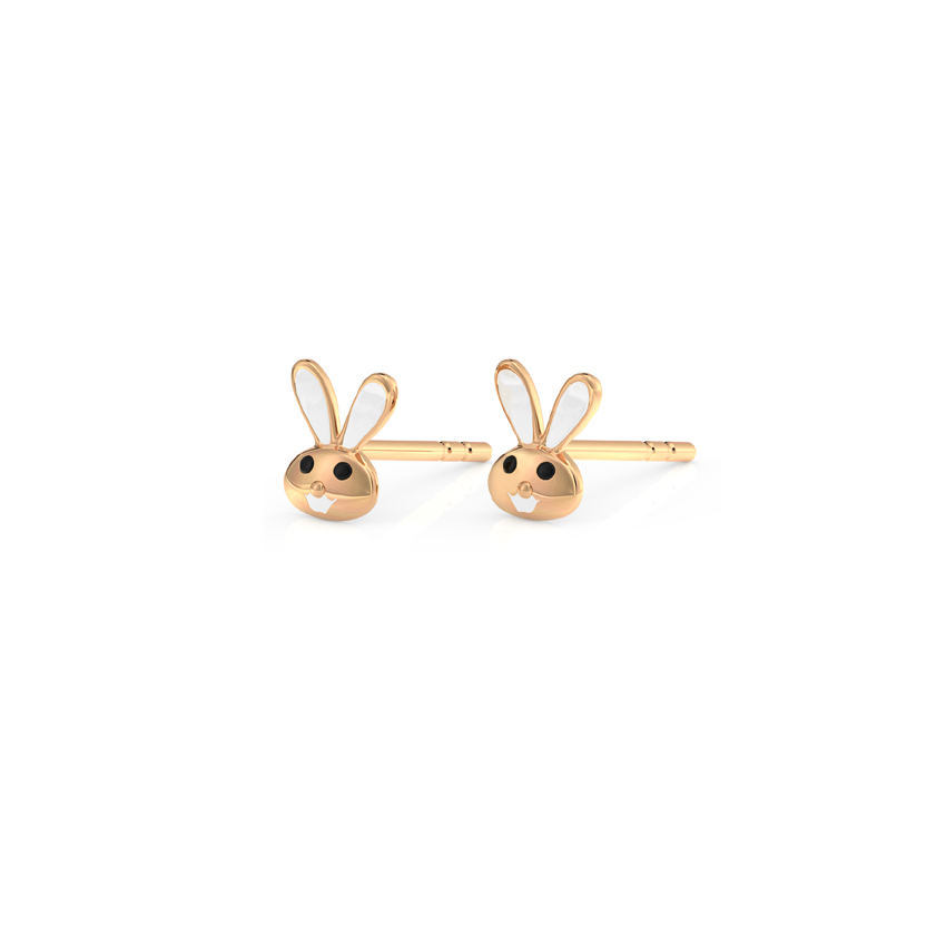 Bunny Kids' Earrings