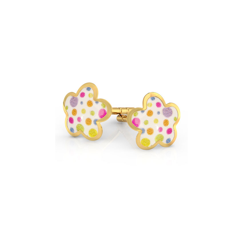 Polka Dot Kids' Earrings