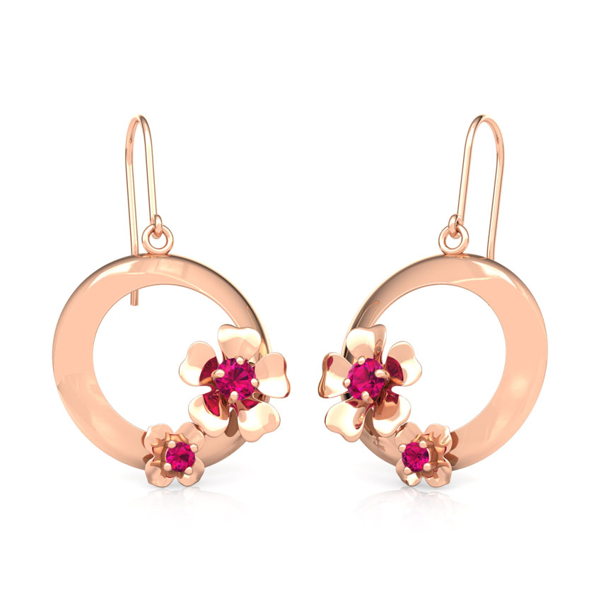 Ruhi Floret Drop Earrings