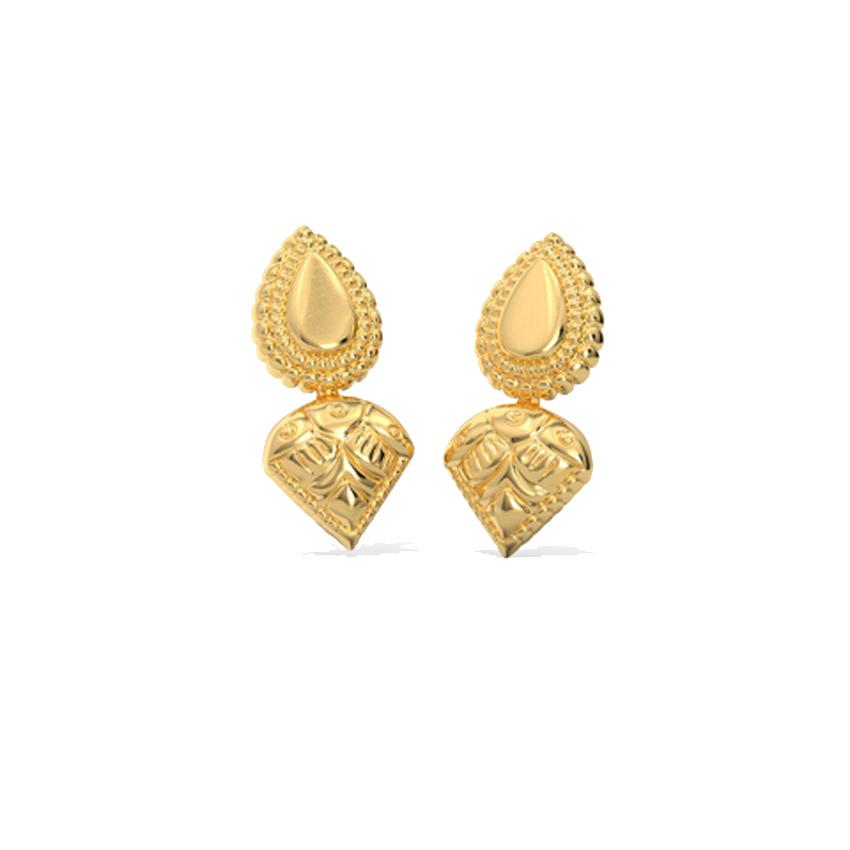Vansha Stud Earrings