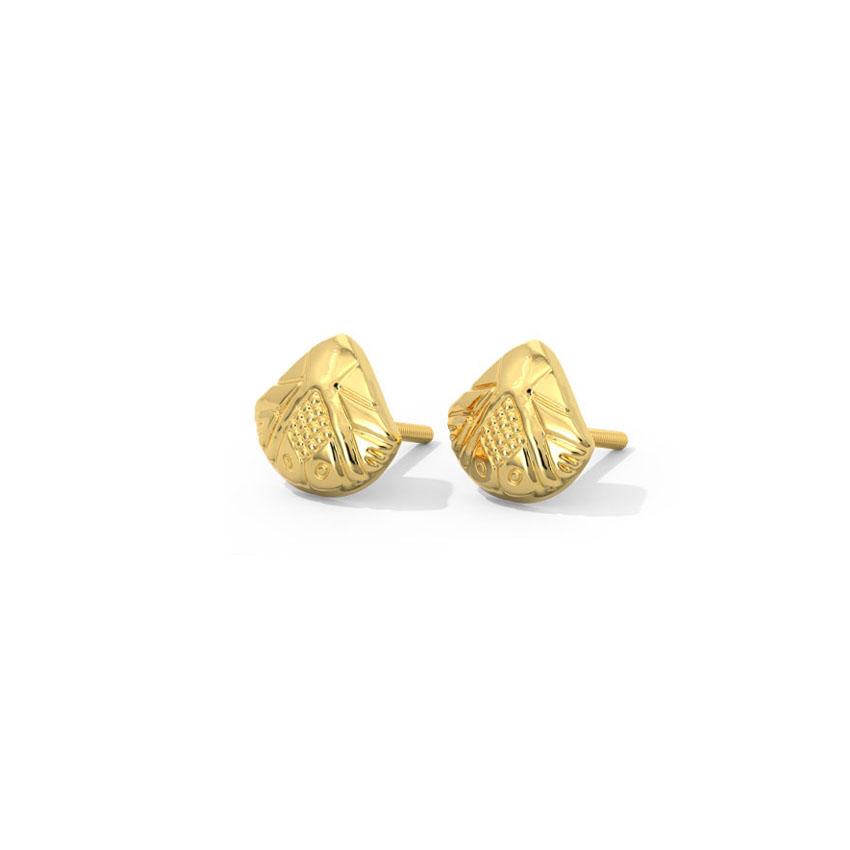 Kavya Classic Stud Earrings