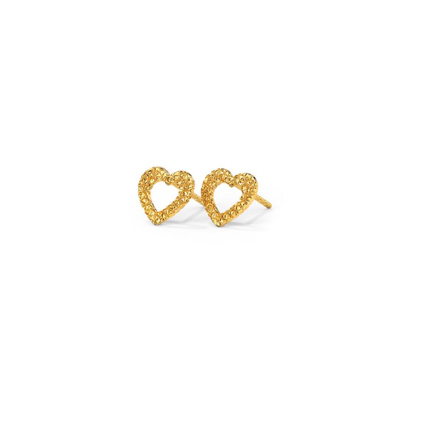 Starry Love Stud Earrings