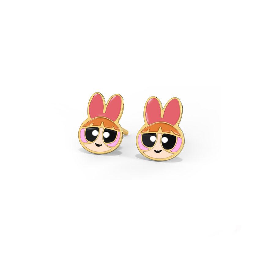 Sassy Blossom Kids' Earrings