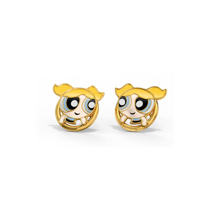 Happy Bubbles Kids' Earrings