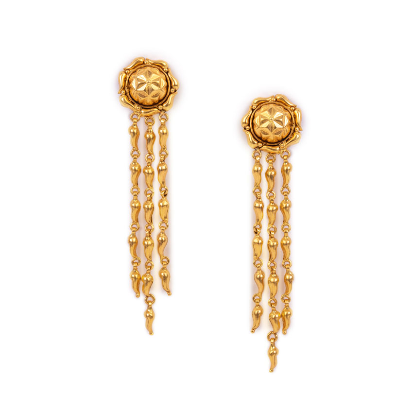 The Flower Goddess Earrings