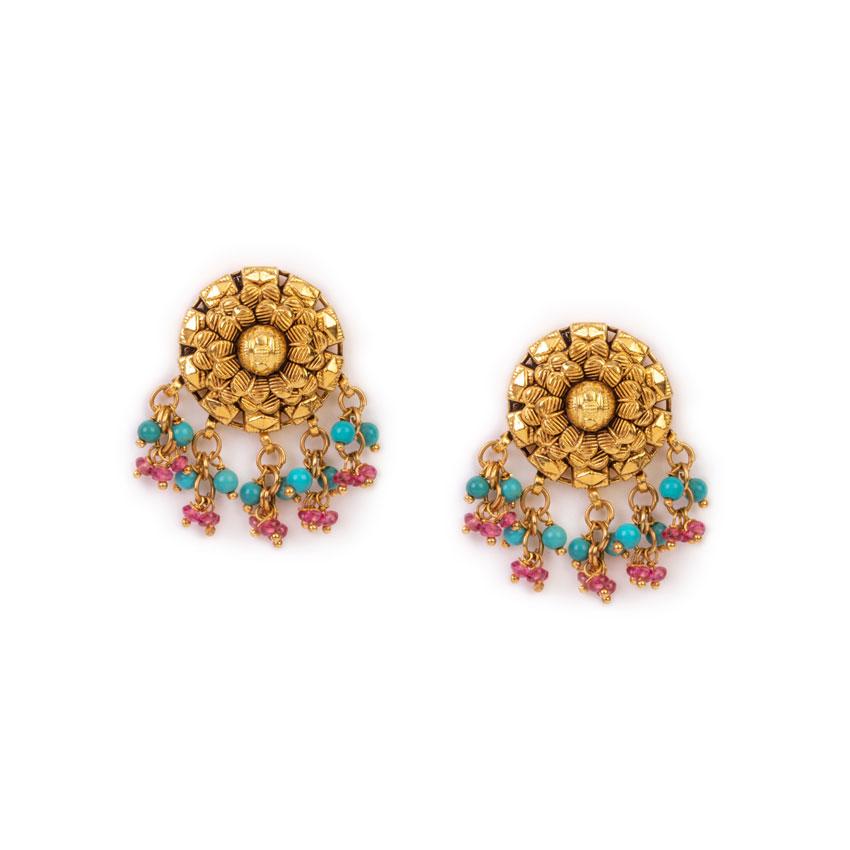 The Goddess Of Joy Earrings