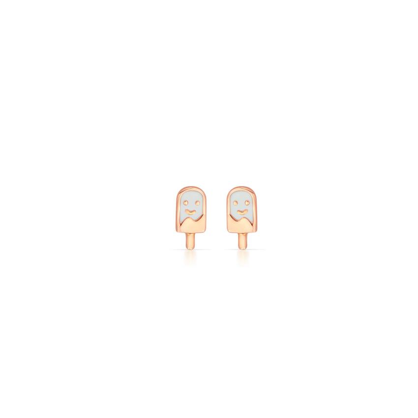 Smiling Popsicle Kids' Earring