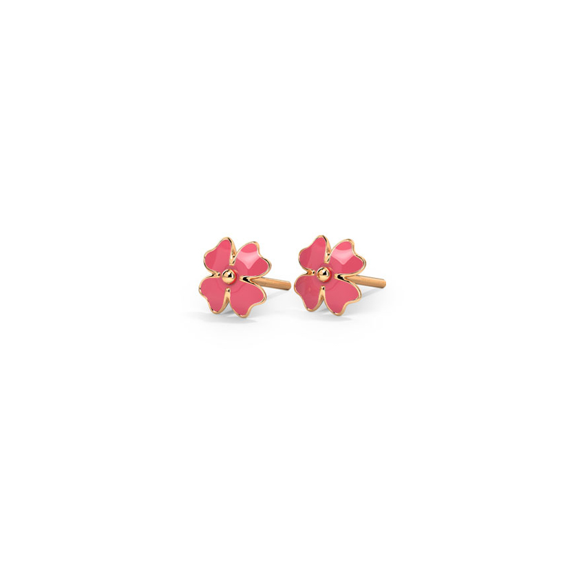 Cress Floret Kids' Earrings