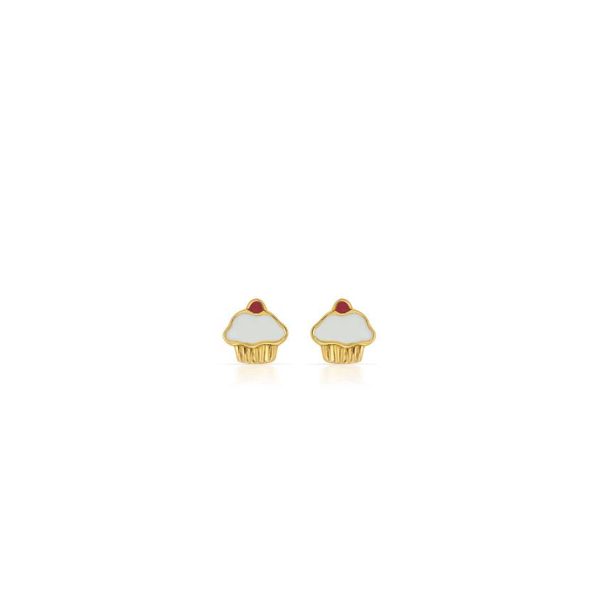 Cupcake Kids' Earring