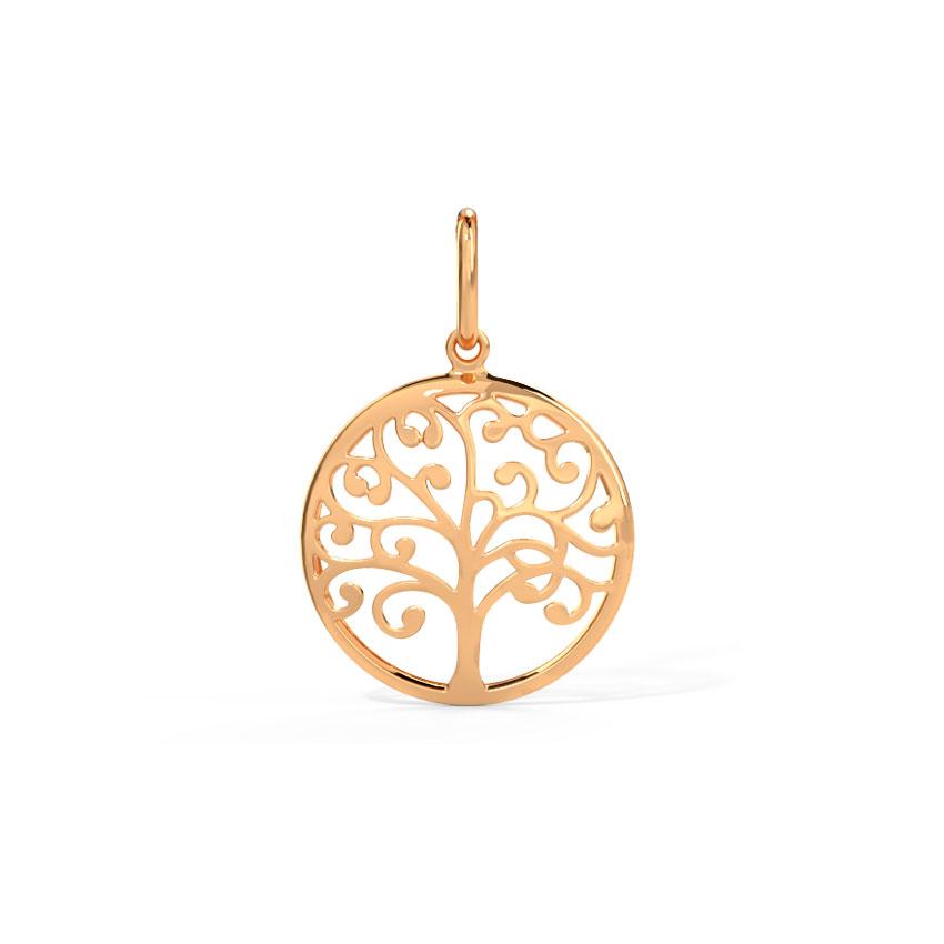 Tree of Life Good Luck Charm