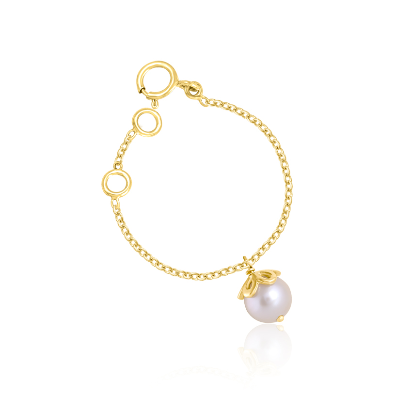Pearl Shine Watch Charm