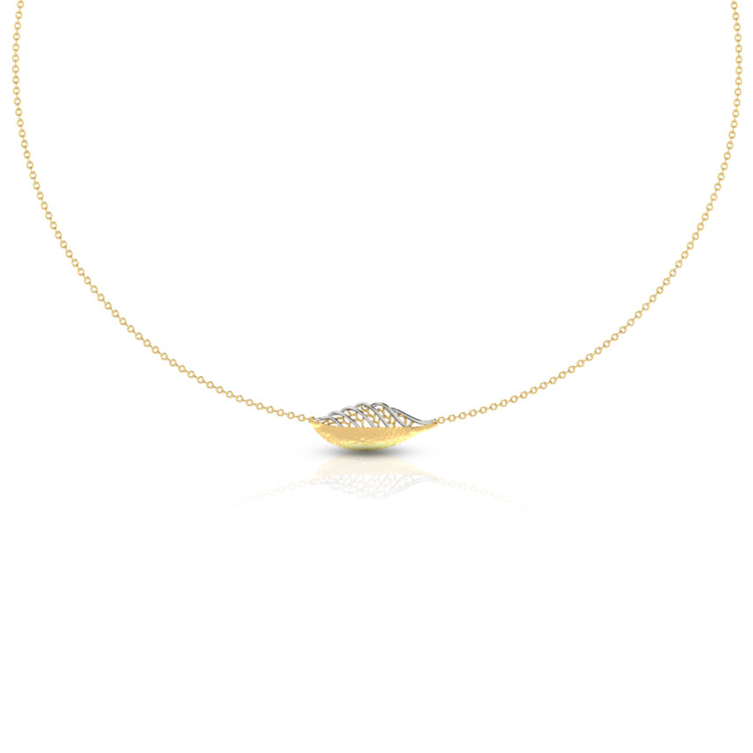 Aine Hammered Necklace