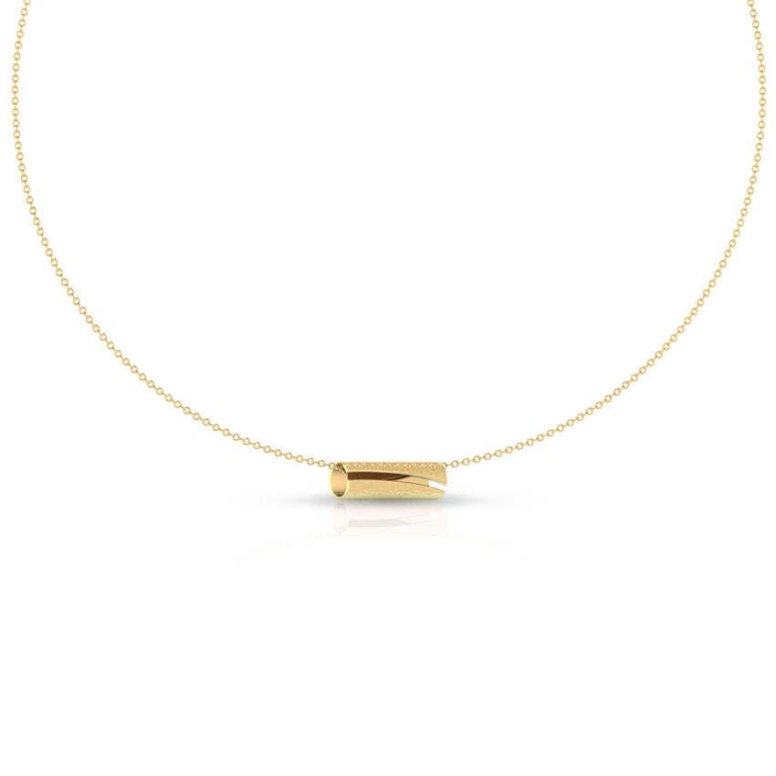 Fiona Hammered Necklace