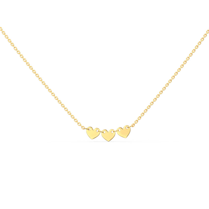 Minimalistic Love Necklace