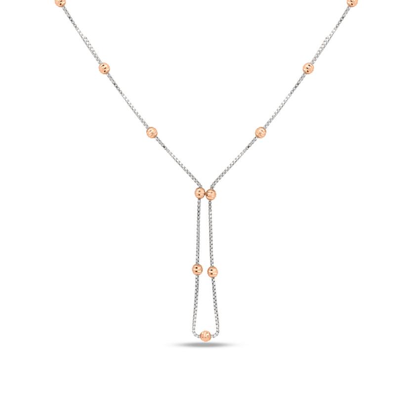 Splendid Lariat Necklace
