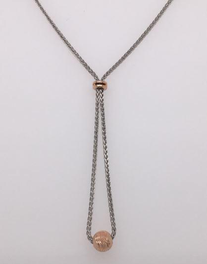 Dangler Lariat Necklace