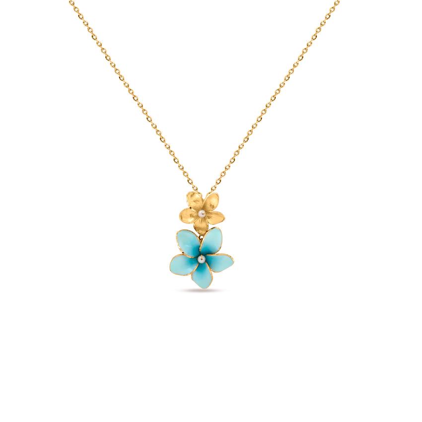 Duet Blossom Necklace