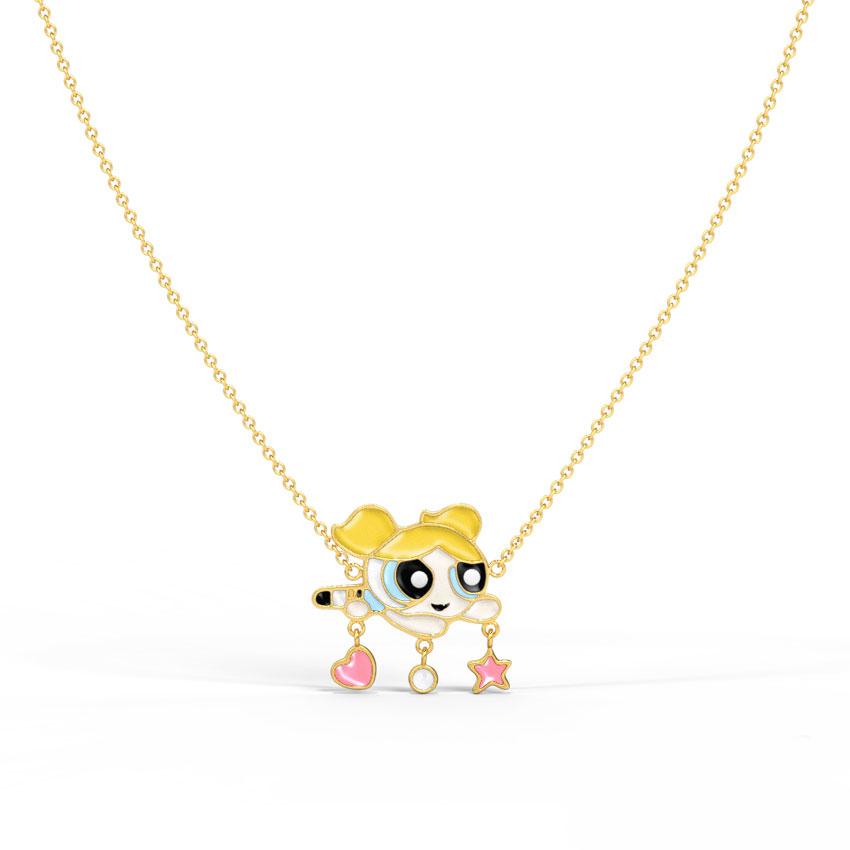 Charming Bubbles Kids' Necklace