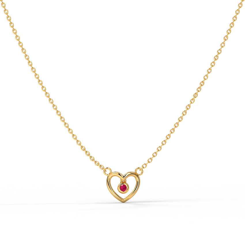 Forever Love Kids' Necklace