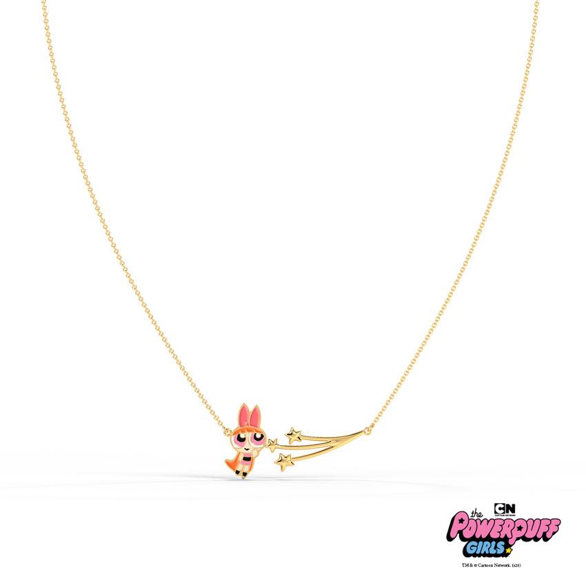 Celestial Blossom Necklace