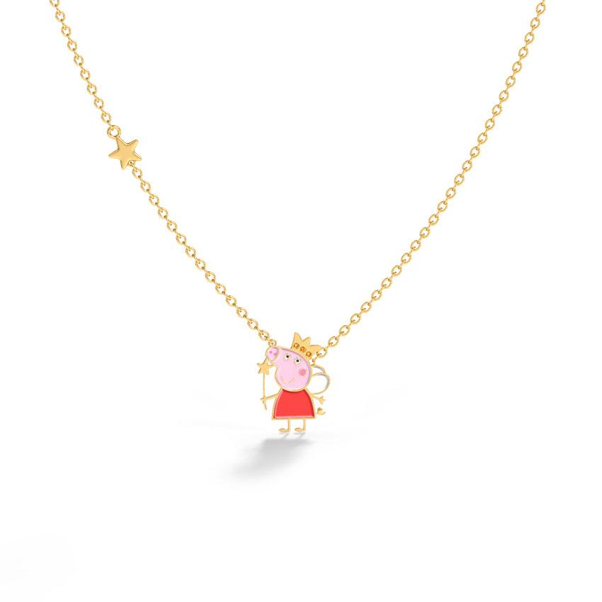 Peppa Fairy Kids' Necklace