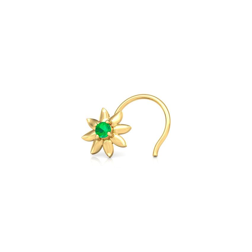 Shifa Bloom Nose Pin