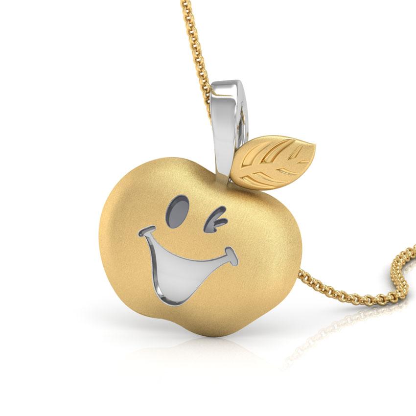 Happy Apples Kids' Pendant