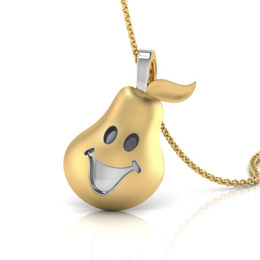 Happy Pear Pendant