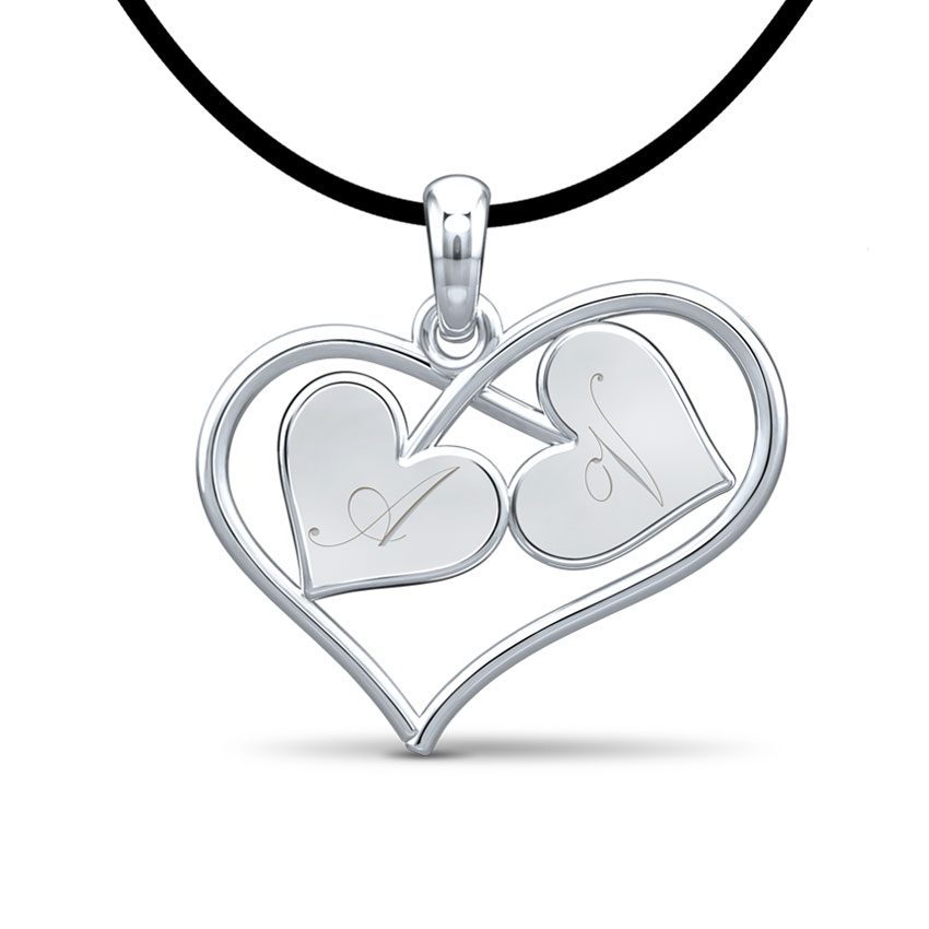 Lots-a-love Duo Pendant