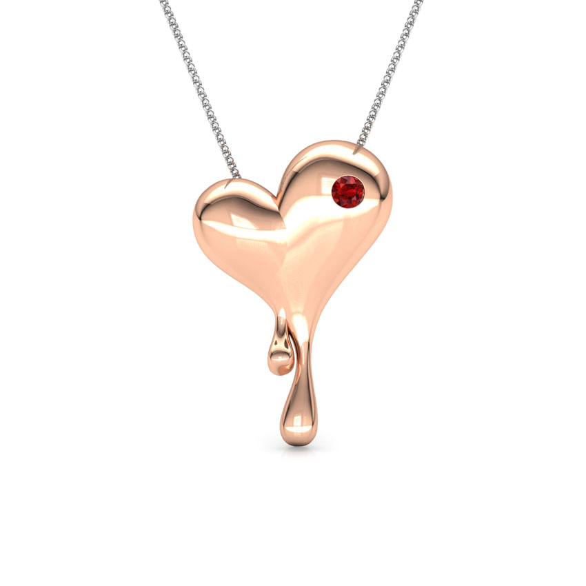 You Melt My Heart Pendant