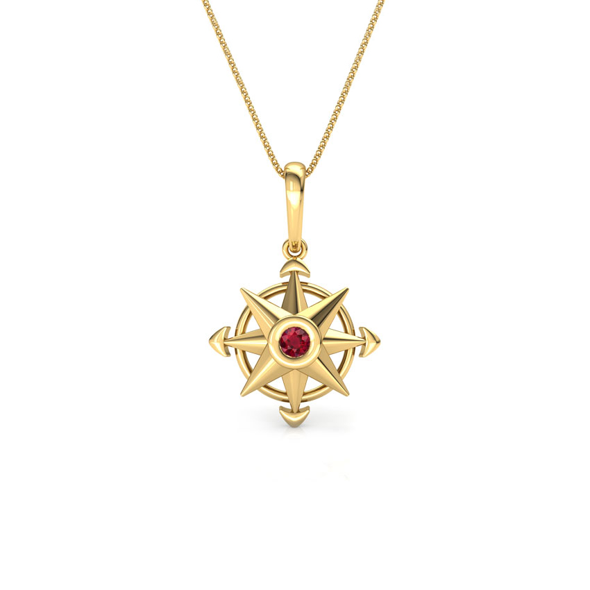 I'm Lost Without You Pendant