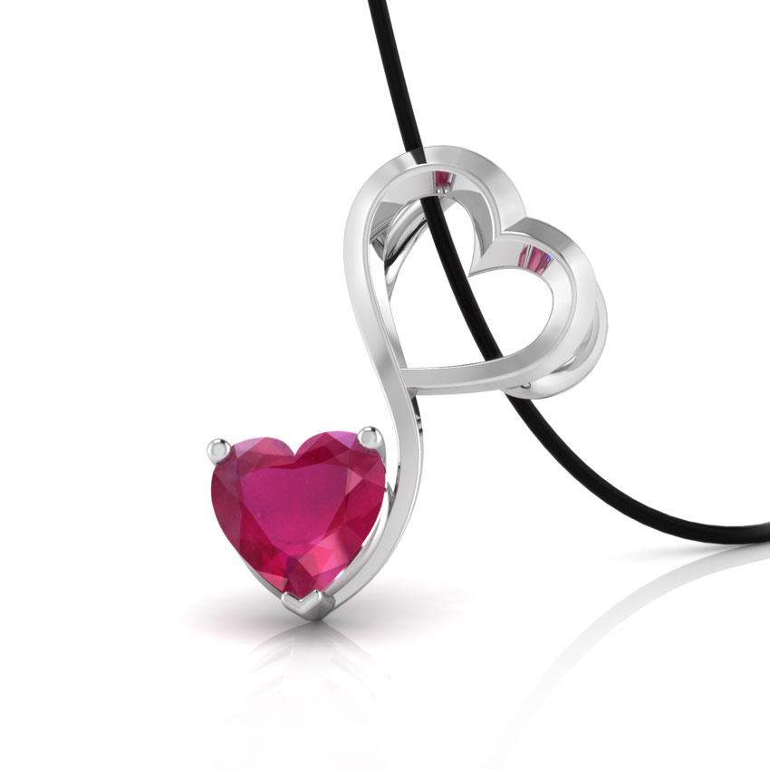 Lovestruck Ruby Pendant