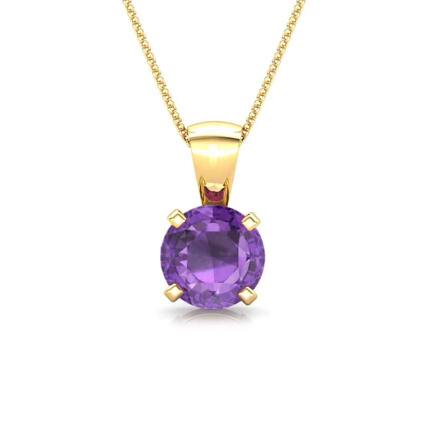Simply Gemstone Pendant