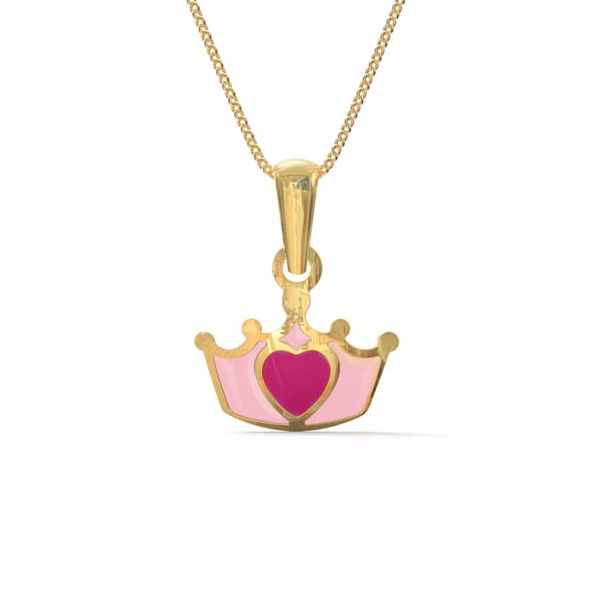 Pretty Princess Kids' Pendant