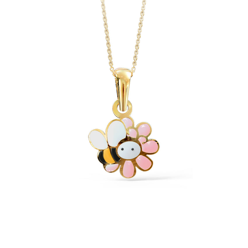 Busy Bee Kids' Pendant