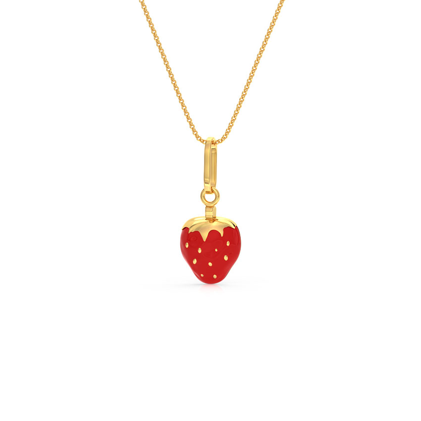 Very Berry Pendant