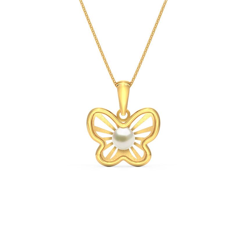 Mini Butterfly Pendant