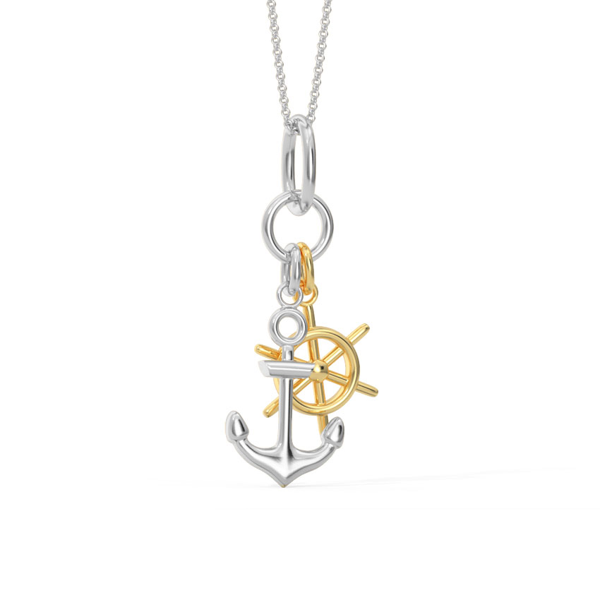 Sailor Charm Pendant