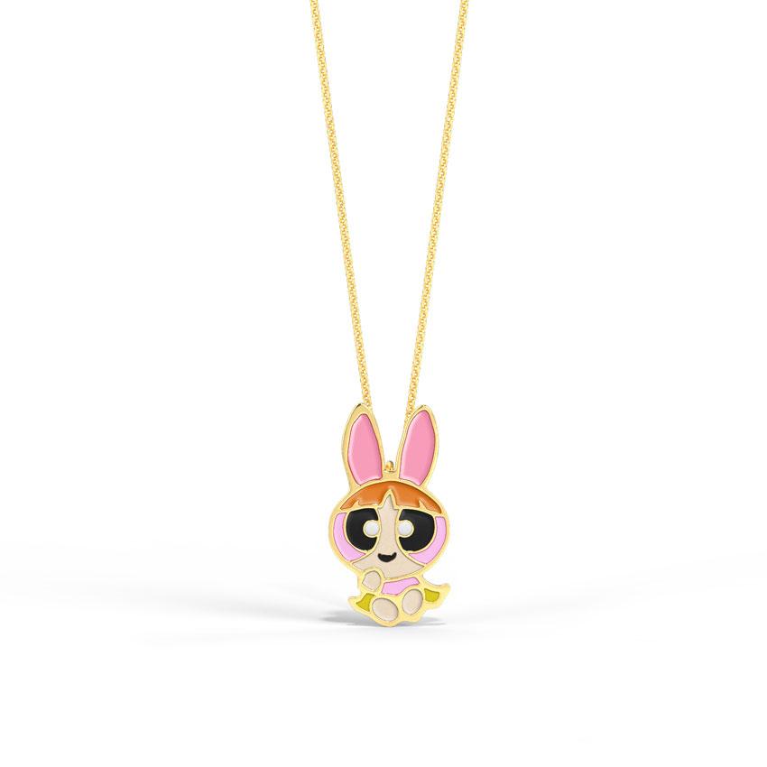 Adorable Blossom Kids' Pendant