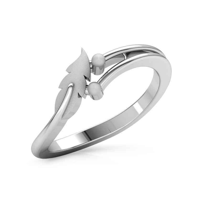 Beloved Platinum Ring
