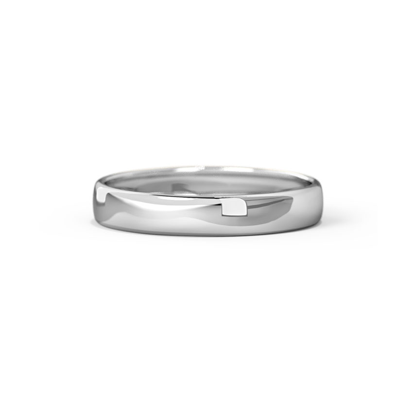 Helena Platinum Band for Her