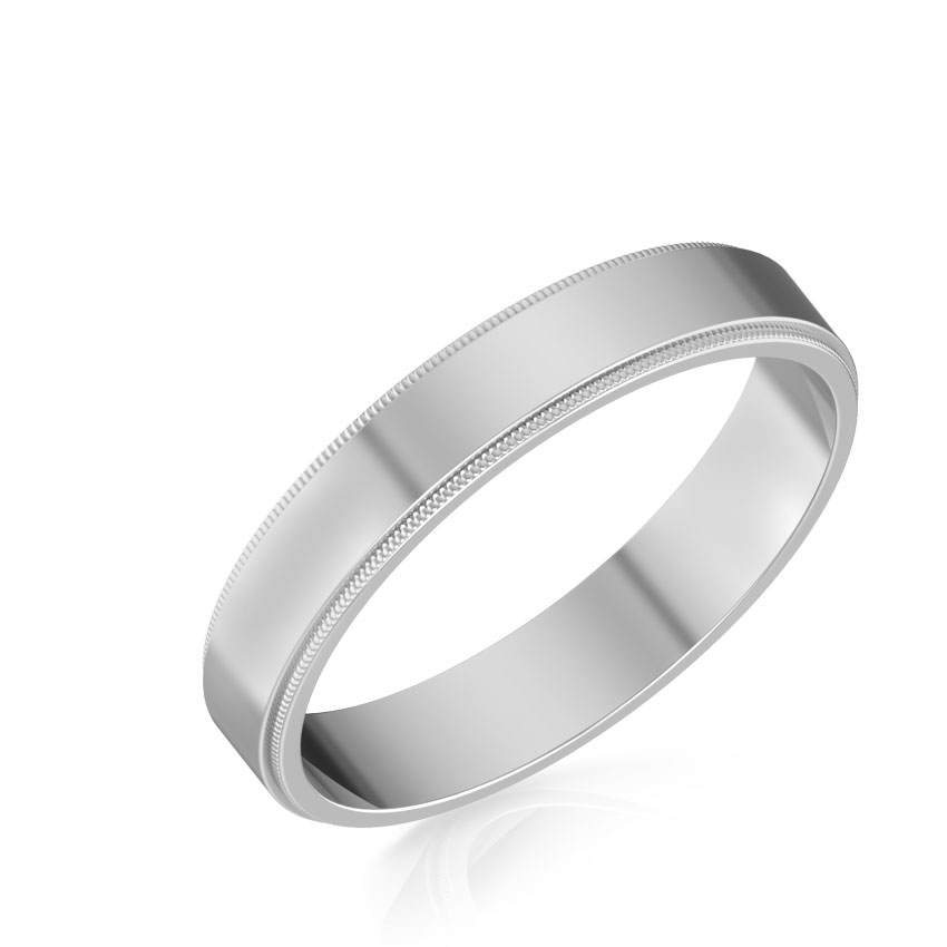 Marge Platinum Band for Her