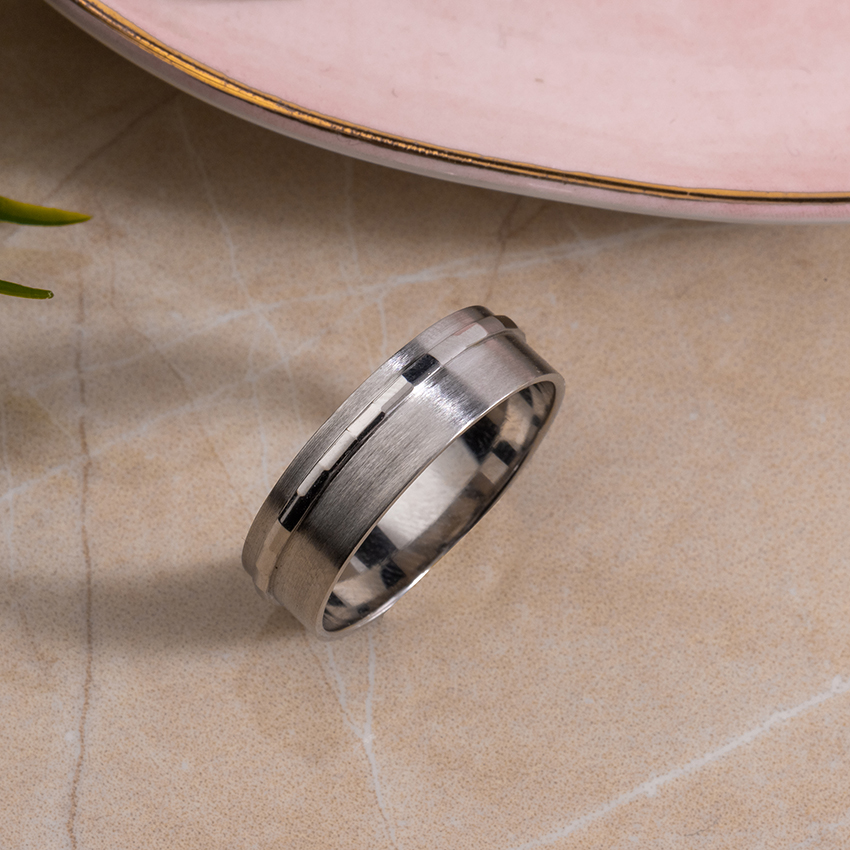 Platinum Rings Platinum 950 Platinum Harry Platinum Band for Men