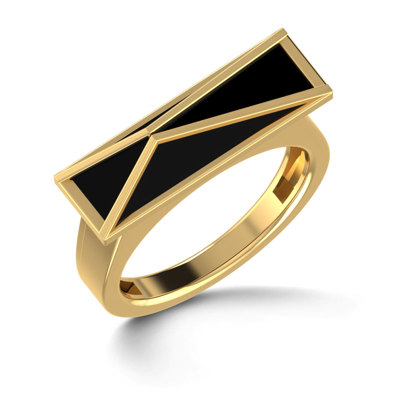 Gold Rings Buy Gold Ring Designs line at Best Price India