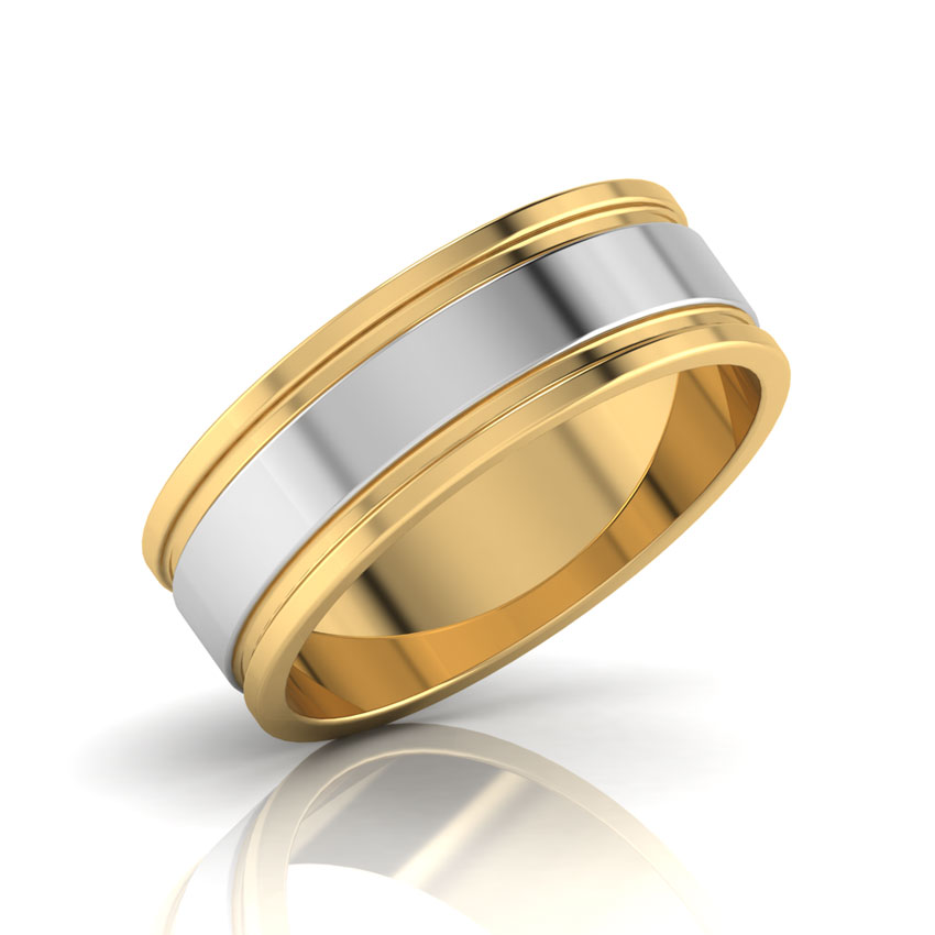 Abel Gold Band for Him